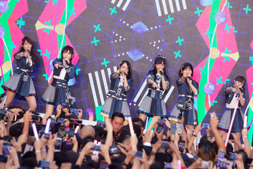 Concert Photography Experience – AKB48 @ Japan Expo Malaysia 2019